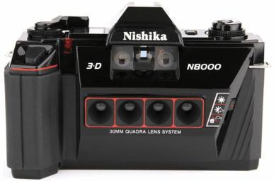 Nishika n8000 3D Camera Test - Capturing - discuss.pixls.us