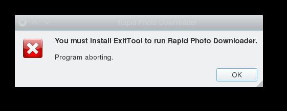 Rapid Photo Downloader AppImage for testing - Rapid Photo Downloader
