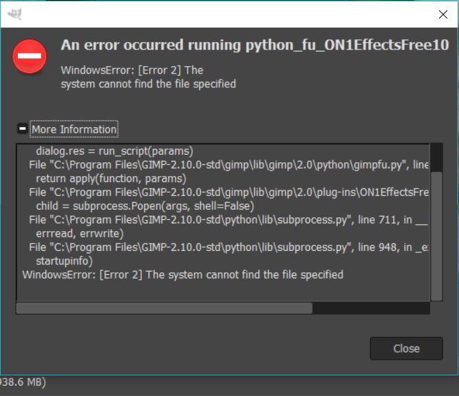 Missing plugins for GIMP-Partha-build? - GIMP - discuss pixls us