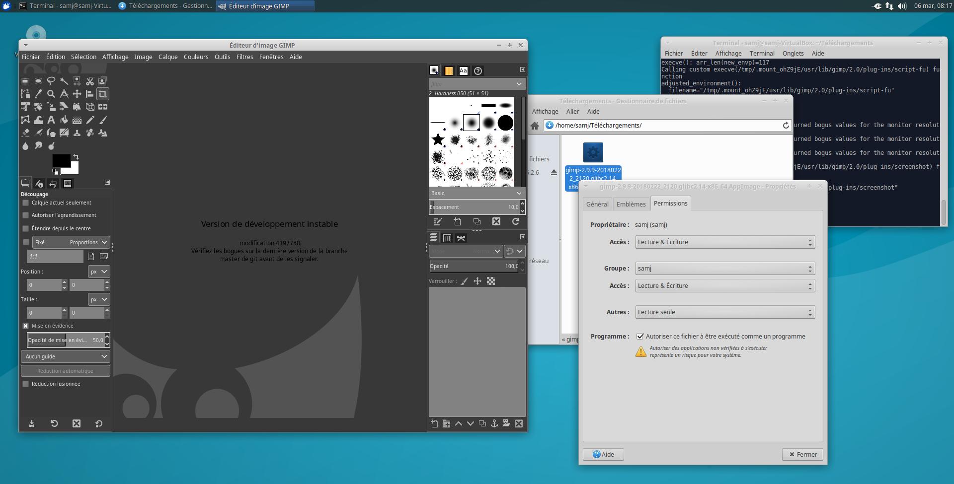 Stuck building Gimp from source - GIMP - discuss pixls us